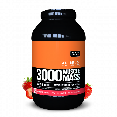 Muscle Mass 3000 Strawberry...