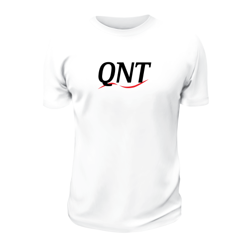 QNT T-Shirt white XXL