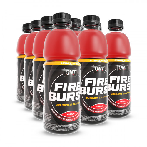 Fire Burst Energy Drink...