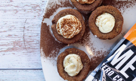 LOW CARBS PROTEIN CUPS
